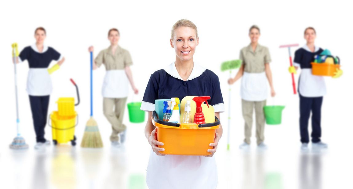 Domestic Cleaning Service - Om os